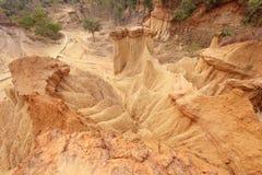 Canyon landscape Royalty Free Stock Photography