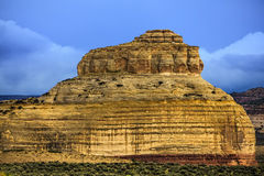 Canyon landscape Royalty Free Stock Photo