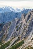 Canyon landscape Stock Photos