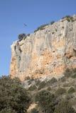 Canyon Landscape; Nuevalos, Aragon Royalty Free Stock Photos