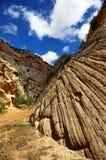 Canyon Layers Stock Image