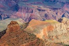 Canyon Ledges Royalty Free Stock Image