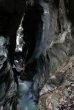 Canyon Liechtensteinklamm Stock Image