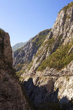 Canyon, Montenegro Royalty Free Stock Photography