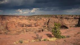 Canyon magnifique Images libres de droits