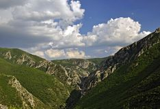 Canyon Matka Near Skopje Stock Photography