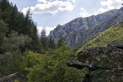 Canyon Matka photographie stock libre de droits