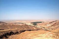 Canyon Mides - Tunisia Stock Photos
