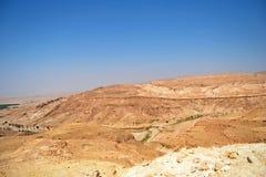 Canyon Mides - Tunisia Stock Photography