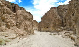 Canyon in Mojave Stock Photos
