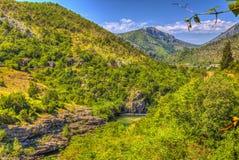 Canyon morace Stock Image