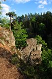 The Canyon More kastell in Sweden stock images