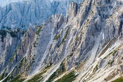 Canyon mountain landscape Stock Photo