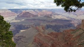 Canyon, National Park, Badlands, Escarpment Stock Photography