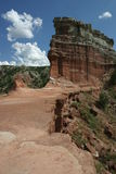 canyon palo duro obrazy royalty free