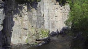 Canyon pittoresco archivi video