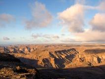 Canyon profondo immagini stock libere da diritti