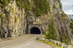 Canyon Road (mt mer regnig NP0 Royaltyfria Bilder