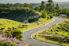 Canyon Road - Orange County, California - Orange County, Califor Stock Photography