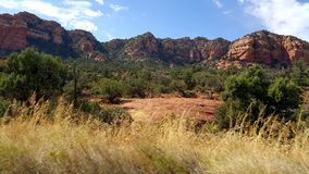 Canyon rossi Fotografia Stock