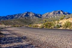 Canyon rosso della roccia Immagini Stock Libere da Diritti