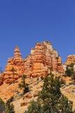Canyon rosso, Utah immagini stock