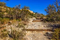 Canyon rouge de roche Photo libre de droits