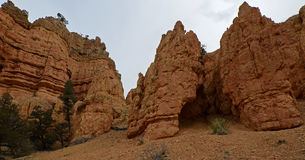 Canyon rouge, Utah, Etats-Unis Image libre de droits