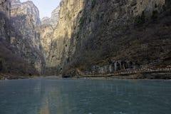 Canyon scenery Royalty Free Stock Photography