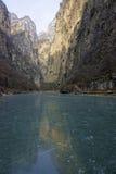 Canyon scenery Royalty Free Stock Photos