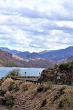 Canyon See, Staat Arizona, Vereinigte Staaten Stockfoto