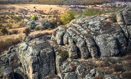 Canyon stones Stock Photos