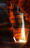 Canyon stupefacente dell'antilope - HDR Fotografia Stock Libera da Diritti