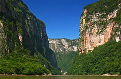 Canyon Sumidero Stock Photos