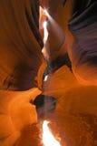 Canyon supérieur d'antilope en page, Arizona, Etats-Unis Photographie stock