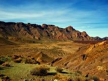 Canyon Ténérife Photographie stock libre de droits