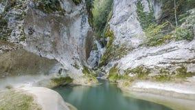 Canyon Turquie de Horma Images libres de droits