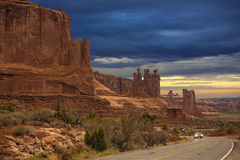 Canyon in the USA Stock Photography