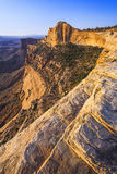 Canyon in the USA Royalty Free Stock Photography