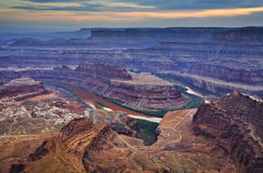 Canyon in the USA Stock Images