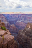 Canyon View West Rim Royalty Free Stock Photo