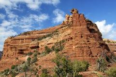 Canyon Vista Sedona di Boynton Fotografia Stock Libera da Diritti