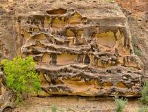Canyon wall Stock Image