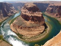 Canyon, Water Resources, National Park, Aerial Photography Royalty Free Stock Photo