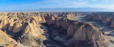 Canyon Zhabyr Immagini Stock Libere da Diritti