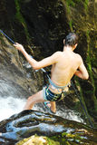 Canyoning Stock Photos