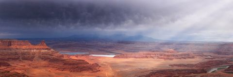 Canyonland royalty free stock photography