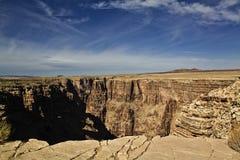 canyonland Arkivfoto