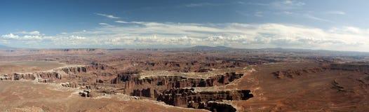 canyonland 免版税库存图片