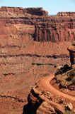 Canyonland Royalty Free Stock Photography
